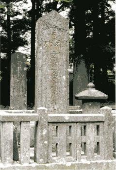 殉死の墓1(堀田加賀守正盛)