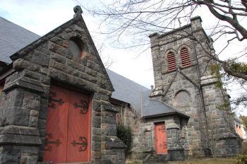 真光教会近景2