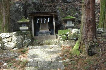 八坂神社正面遠景