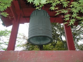 日光山最古の梵鐘